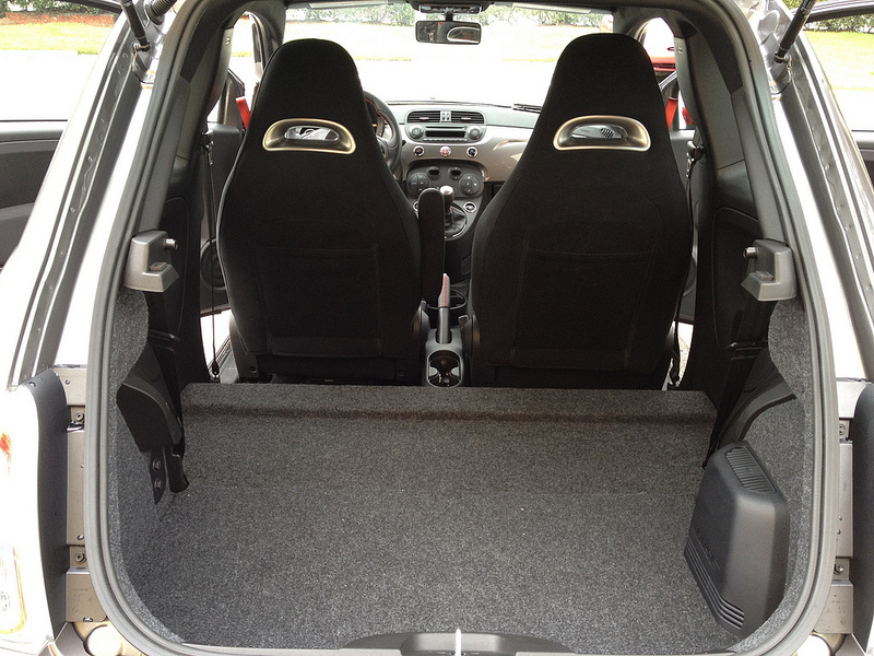 2015 Ford Edge For Sale >> Fiat 500 Rear Seat Delete | Shrader Performance Online Store