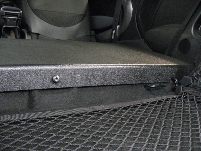 07 13 Mini Cooper Rear Seat Delete Shrader Performance