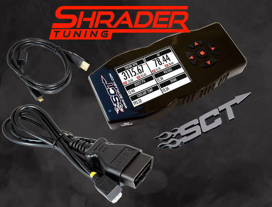 Shrader Tuning X4 graphic