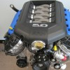 5.0L Ford Racing crate engine