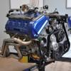 298ci 4v Shrader engine
