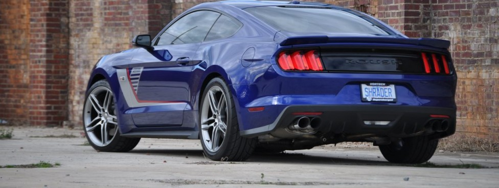 2015-2018 Mustang S550 Upgrades