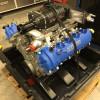 custom 3v supercharged Shrader engine