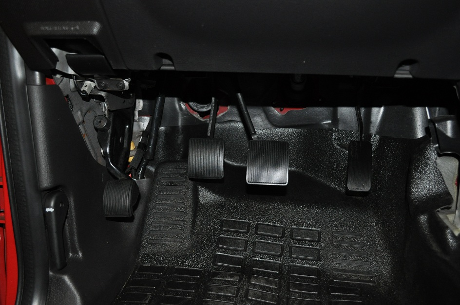 scion iq manual transmission swap